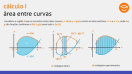 Áreas entre curvas e volumes de revolução  - Teoria