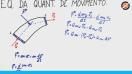 Equação da Quantidade de Movimento - Teoria