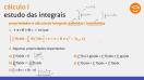 Integrais definidas e indefinidas - Teoria - parte 1