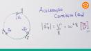 Movimento circular uniforme I - Teoria