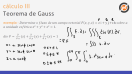 O Teorema de Gauss - Teoria