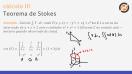 O Teorema de Stokes - Teoria