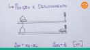 Posição, velocidade e aceleração - Teoria - parte 1