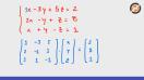 Resolução de sistemas lineares usando inversão de matrizes - Teoria