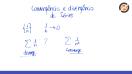 Testes de convergência - Teoria - parte 1